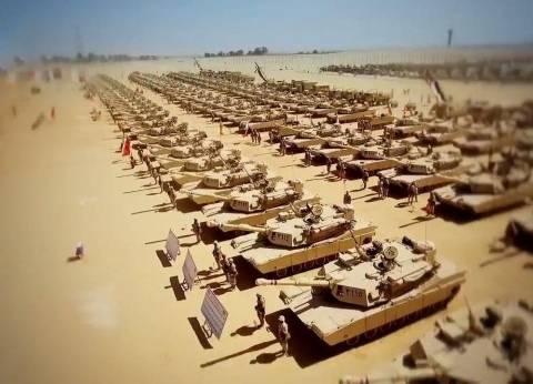 """""""العروبة"""" تنتفض.. جيوش مصر وسوريا وليبيا تفتك بـ""""داعش"""" و""""القاعدة"""""""