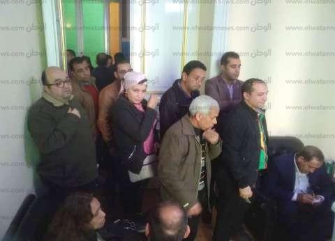 بالصور| إقبال متوسط على انتخابات الصحفيين في الإسكندرية