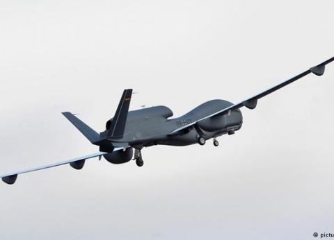 تحالف دعم الشرعية يسقط طائرة دون طيار أطلقتها ميليشا الحوثي