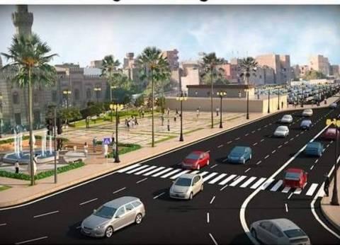 محافظ القاهرة يطالب بتشكيل اتحاد شاغلين لمنطقة ميدان السيدة عائشة