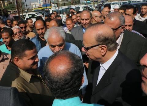 محافظ القاهرة: أحياء العاصمة 38 قابلة للزيادة