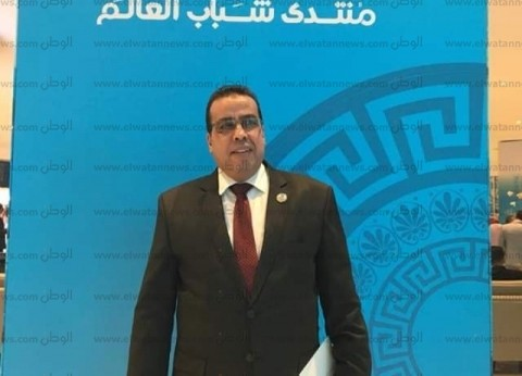 """رئيس """"جامعة القناة"""": مصر لديها رئيس إنسان من الدرجة الأولى"""