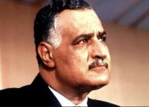 """الإثنين.. """"ثقافة الدقهلية"""" تحتفل بمئوية الزعيم جمال عبد الناصر"""