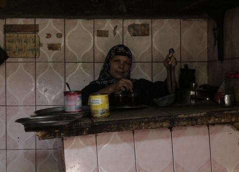 شايك وقهوتك مع ابتسامة حلوة: المجد لـ«أم أحمد»