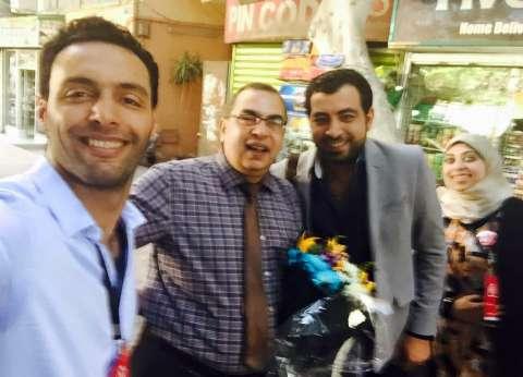 """مؤسس """"كتب صوتية للمكفوفين"""": أحمد خالد توفيق وعدنا برواية بصوته"""
