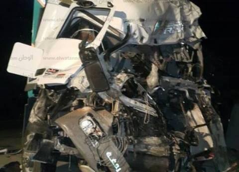 مصرع 7 مواطنين وإصابة 20 آخرين في حوادث متفرقة بمطروح