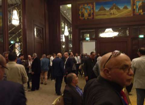 بالصور| طوابير في انتخابات غرفة شركات السياحة لاختيار مجلس الإدارة