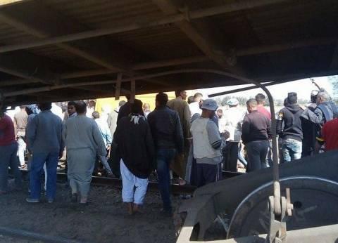 عاجل| الصحة: 10 وفيات و15 مصابا في حادث قطاري البحيرة حتى الآن
