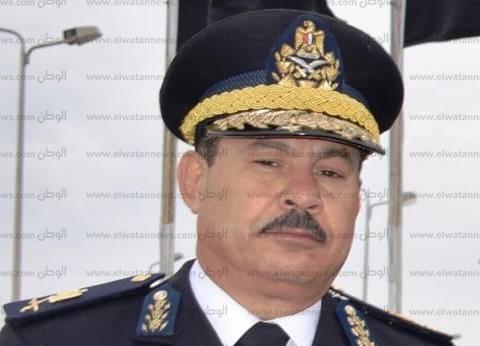 """اللواء أحمد أبو عقيل مدير أمن جنوب سيناء..""""رجل البحث الجنائي"""""""