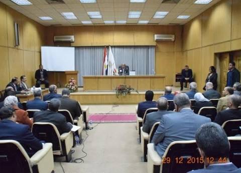 حنفي: توافر الخبز المدعم والسلع التموينية للمواطنين في المحافظات