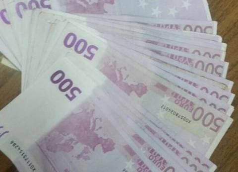 """19.22 جنيه أعلى سعر لشراء اليورو في بنك """"الشركة المصرفية العربية"""""""
