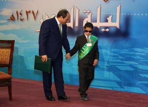 لم يستسلموا للإعاقة وأضاءوا قلوبهم وعقولهم بنور العلم وحفظ القرآن