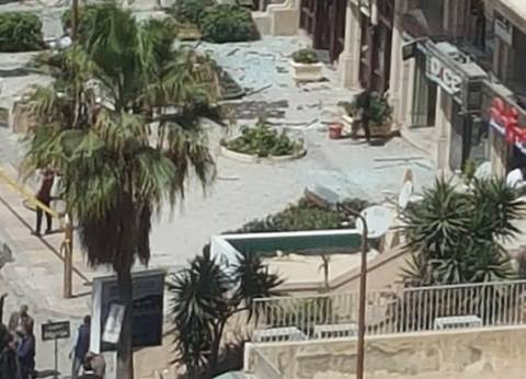 """5 معلومات عن """"المعسكر الروماني"""" موقع انفجار الإسكندرية"""