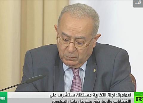 عاجل| وزير خارجية الجزائر: نعمل على دستور جديد يعكس التوافق الوطني