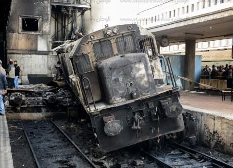 """النيابة تواصل استجواب سائقي القطارين في حادث """"محطة مصر"""""""