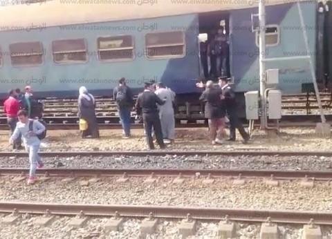السكة الحديد تنفي احتراق جرار: تعطل فاستبدلناه