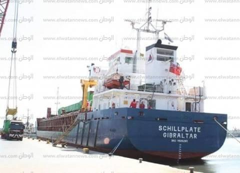 وصول 6500 طن بوتاجاز إلى موانئ السويس اليوم