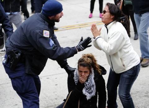 شرطة كاليفورنيا تتعاون مع النازيين الجدد لمعاقبة المناهضين للعنصرية