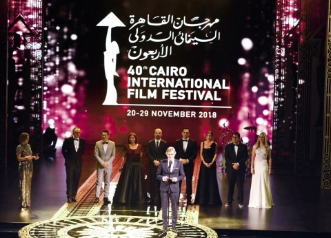كوميديا ودموع فى «القاهرة السينمائى» و«حفظى»: «وقفة المسرح تخض»