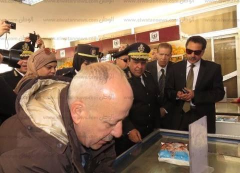 إقبال جماهيري على معرض مصلحة السجون للمنتجات الخشبية بالإسماعيلية
