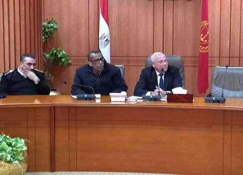 """محافظ بورسعيد: حصر كامل لجميع المواطنين تمهيدا لتطبيق """"التأمين الصحي"""""""