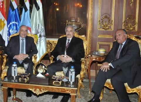 مصادر: كل الأطراف الليبية وافقت على بنود «اتفاق القاهرة»