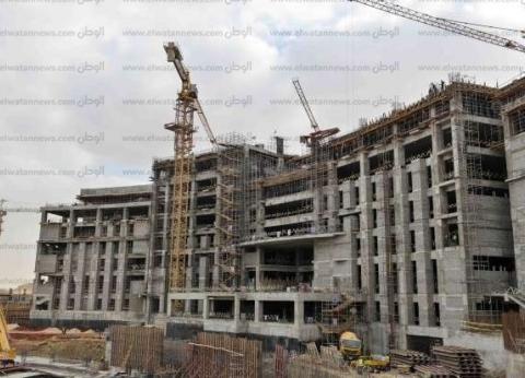 """""""التطوير العقاري"""": العاصمة الإدارية ستستوعب 18 مليون نسمة بحلول 2050"""