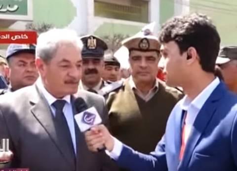 مدير أمن الدقهلية: مصر ستشهد انتفاضة قوية في الانتخابات ستبهر العالم