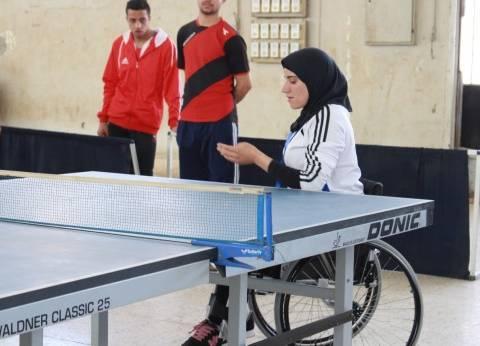 إعلان نتائج مسابقات تنس الطاولة خلال أسبوع مُتحدي الإعاقة بالمنيا