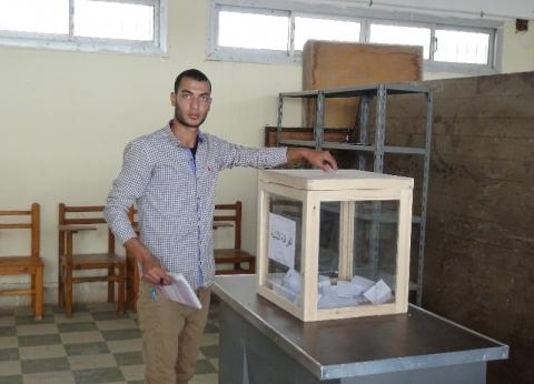 فوز 280 طالب في انتخابات أمناء اللجان ومساعديهم لكليات جامعة المنيا
