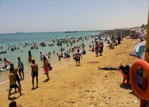 """شواطئ جنوب سيناء تستعد لاستقبال المواطنين خلال احتفالات """"شم النسيم"""""""