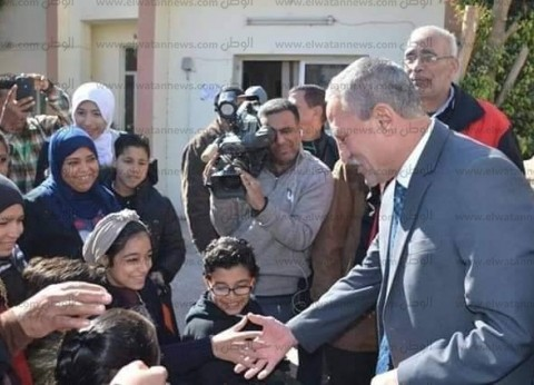 """محافظ الإسماعيلية يشهد القافلة الطبية لـ""""مصر الخير"""" لذوي الإعاقة"""