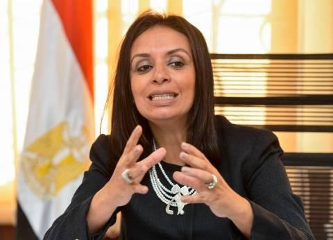 مايا مرسي: مشاركو منتدى الشباب يتمتعون بوعي كبير لتمكين المرأة