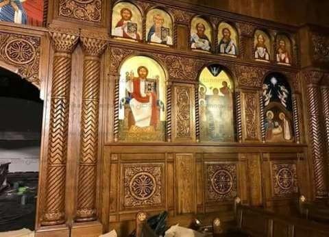 """كاتدرائية """"ميلاد المسيح"""" تبدأ استقبال المشاركين في القداس"""
