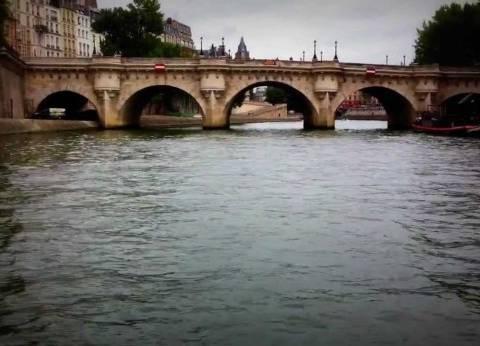 تراجع طفيف في مستوى مياه نهر السين منذ فجر اليوم