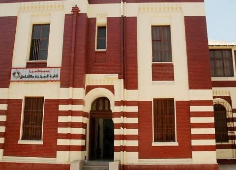 على طراز مباني عصر النهضة.. إنشاء أول حديقة متحفية في جامعة المنصورة