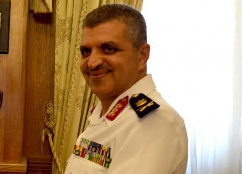 قائد القوات البحرية المصرية: الشباب أمل مصر والمستقبل كله لهم