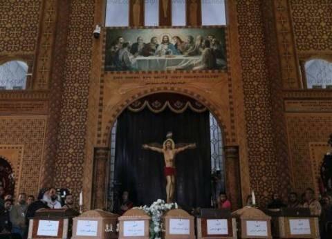 عاجل| استشهاد رائد بالقوات المسلحة في حادث تفجير كنيسة مارجرجس