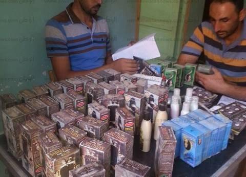 ضبط 55 قضية غش تجاري في جنوب القاهرة