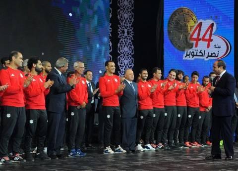 """جمال عبدالحميد: المليون ونصف مكافأة لاعبي المنتخب """"قليلة عليهم"""""""