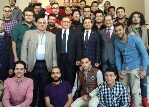 سفارة مصر بروسيا: المشاركة بالانتخابات تخطت مثيلتها في 2014 بنسبة 900%