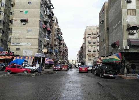 """مطر مستمر على بورسعيد.. الأحياء تصرف المياه و""""المرور"""" يحذر المسافرين"""