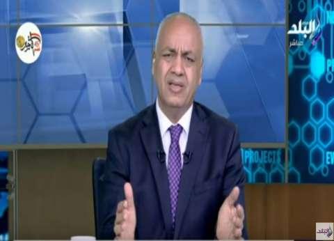 """مصطفى بكري: """"جماعة الإخوان سرقت ثورة 25 يناير لتنفيذ أهدافها الجهنمية"""""""