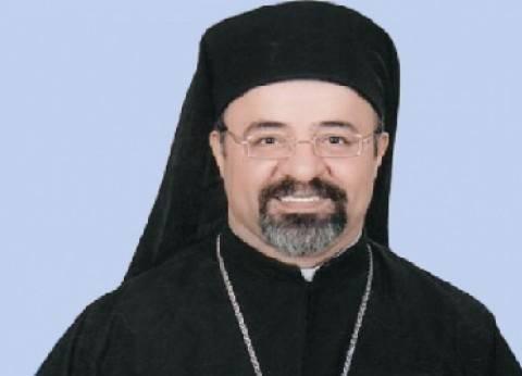 بطريرك الكنيسة الكاثوليكية: نصلي من أجل أن يعم السلام العالم
