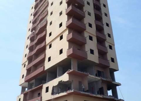 """غدا.. """"هندسية القوات المسلحة"""" تفجِّر مبنى مخالفًا في بنها"""