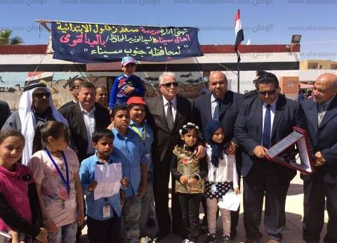 محافظ جنوب سيناء: ندرس إنشاء 200 مصنع بمدينة أبو زنيمة بشراكة صينية