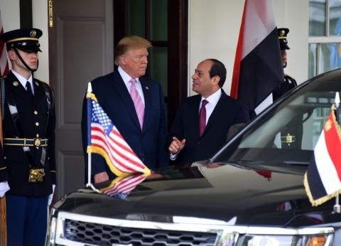عاجل| السيسي يختتم زيارته لأمريكا ويتوجه لكوت ديفوار