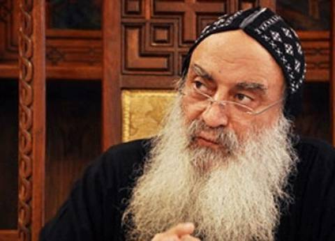 """الأنبا بولا عن تفجير """"كنيسة طنطا"""": لن يفتت وحدة الوطن"""