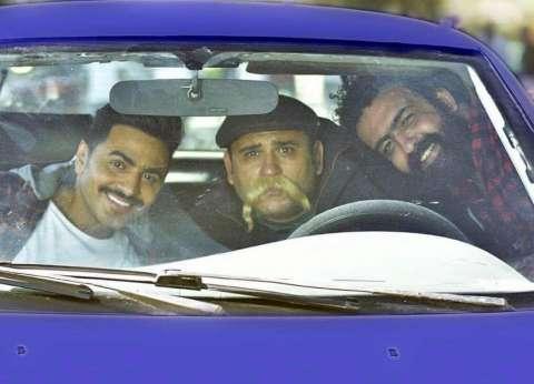 """تامر حسني: أيام تفصلنا عن الانتهاء من تصوير فيلم """"البدلة"""""""