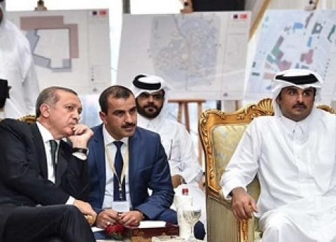 الرئاسة التركية: أردوغان يستقبل أمير قطر غدا